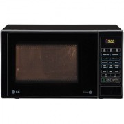LG 23 L Grill Microwave Oven (MH2344DB Black)