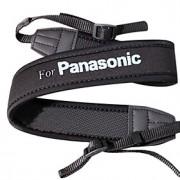 kamera vadderad nacke axelrem för Panasonic Lumix DMC g3gk GX1 GF3 GF2 LX5