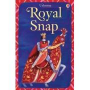 Royal Snap Cards by Usborne Publishing Ltd
