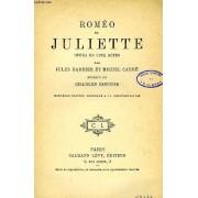 Romeo Et Juliette, Opera En 5 Actes