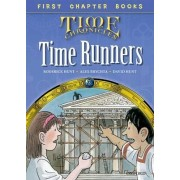 Oxford Reading Tree Read with Biff, Chip and Kipper: Level 11 First Chapter Books: The Time Runners by Roderick Hunt