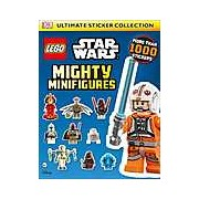 LEGO Star Wars Mighty Minifigures Ultimate Sticker Collection