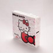 Servetele Hello Kitty 3 straturi 33x33 - WC62756