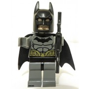 LEGO® Dark Grey Batman Minifigure - Split from set 76012