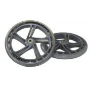 200mm-es roller kerék