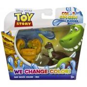 Bad Mood Chunk & Rex: Toy Story Color Splash Buddies 2-Mini-Figure Pack