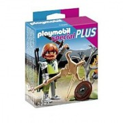 PLAYMOBIL Celtic Warrior with Campfire Playset