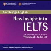 New Insight into IELTS Workbook Audio CD: Workbook by Vanessa Jakeman