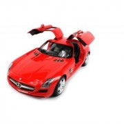 1:14 Scale Mercedes-Benz SLS AMG Model RC Car w/ Opening Gull Wing Doors RTR (COLOR MAY VARY)