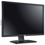 "Monitor LED IPS DELL UltraSharp U2412M, 24"", Full HD, negru"