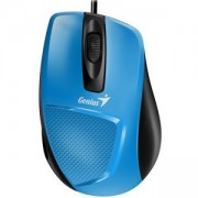 Мишка GENIUS DX-150X Ergonomic, USB, Синя, 31010231102