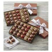 Deluxe Signature Chocolate Truffles - Gift Baskets & Fruit Baskets - Harry and David
