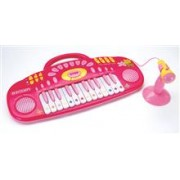 Orga Electronica Cu 24 Clape Si Microfon I Girl