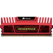Kit memorie Corsair 2x4GB DDR3 1600MHz Vengeance RED Radiator