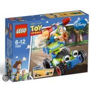 LEGO Toy Story Woody en Buzz schieten te hulp - 7590