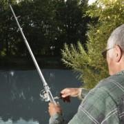 Kapesní rybářský prut - DOPRODEJ