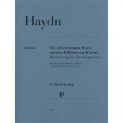 "Henle Verlag Haydn: The Seven Last Words of Christ â€"" arr. String Quartet Hob. XX/1B"