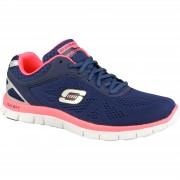 Pantofi sport femei Skechers Sport - Flex Appeal - Love Your Style 11728/NVHP