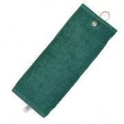 Kapatex Ručník froté 48 x 40 cm - 100% bavlna, 400 g/m2, zelený, 1 ks - Kapatex