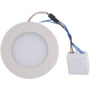 LED Panel Light Round Warm White 6W