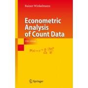 Econometric Analysis of Count Data by Rainer Winkelmann