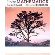 Finite Mathematics by Daniel Maki