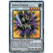Yu-Gi-Oh! - Goyo Chaser (HSRD-EN038) - High-Speed Riders - 1st Edition - Ultra Rare by Yu-Gi-Oh!