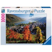 Puzzle Fluviul Rin, 1000 piese