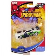 Lizard Slayer Spider Sense Spider-man Die-cast Car. by Maisto
