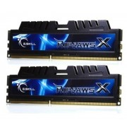 16 GB g. Skill DDR3 PC3-17000 2133MHz RipjawsX Series pour Intel Z68/P67 (11/09/11) Dual Channel kit