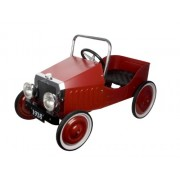 Great Gizmos GG8300 Classic Pedal Car, red