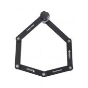 Trelock FS 455 Cops Compact Faltschloss schwarz Fahrradschlösser