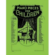 Piano Pieces for Children (Everybody's Favorite Series, No. 3) by Maxwell Eckstein