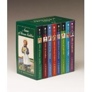 The Complete Anne of Green Gables: The Life and Adventures of the Most Beloved and Timeless Heroine in All of Fiction, Paperback
