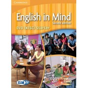 English in Mind Starter Level DVD Ntsc [Reino Unido]