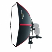 SMDV Speedbox-40 - softbox hexagonal blit extern, 40cm