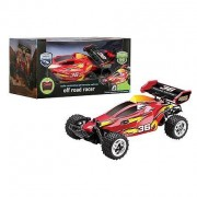 Off Road Racer Radio Controller All Terrain Vehicle Blue Or Red