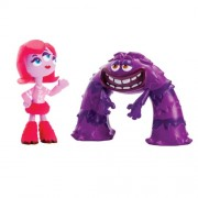 Monster'S U Monsters University - Scare Pairs - Art & Carrie