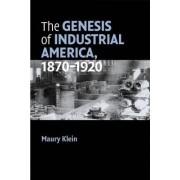 The Genesis of Industrial America, 1870-1920 by Maury Klein
