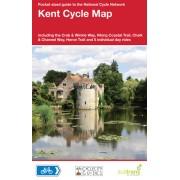 Fietskaart 8 Cycle Map Kent   Sustrans