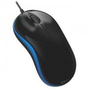 Оптична мишка Gigabyte M5050X -черно със синьо, USB - GA-MOUSE-M5050X-BLUE