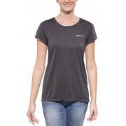 Craft Pure Light Koszulka do biegania Kobiety szary S Koszulki do biegania