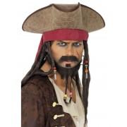 Palarie petrecere pirat cu codite