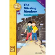 Up and Away Readers: Level 4: The Missing Monkey: Missing Monkey Reader 4C by Terence G. Crowther