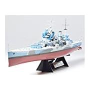 Tamiya 300078010 1: 350 WWII British Battle Ship King George V