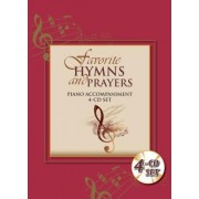 Favorite Hymns and Prayers Piano Accompaniment by Chalice Press