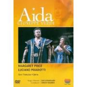 Margaret Price,Luciano Pavarotti,San Francisco Opera,Garcia Navarro - Verdi: Aida (DVD)