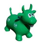 Tickles Green Jumping Bull Stuffed Soft Plush Toy 57 Cm