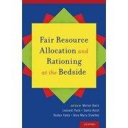 Fair Resource Allocation and Rationing at the Bedside by Marion Danis