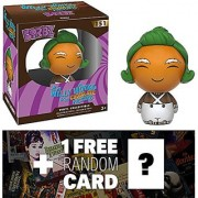 Oompa Loompa: Funko Dorbz x Willy Wonka & The Chocolate Factory Mini Vinyl Figure + 1 FREE Classic Movie Trading Card Bundle (096335)